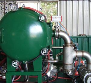 立式高壓氣淬真空爐